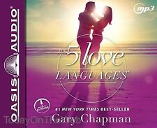 The Five Love Languages : The Secret to Love That Lasts by Gary Chapman (2005, MP3 CD, Unabridged)