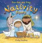 Pop-Out and Play Nativity Story by Egmont UK Ltd (Board book, 2015)