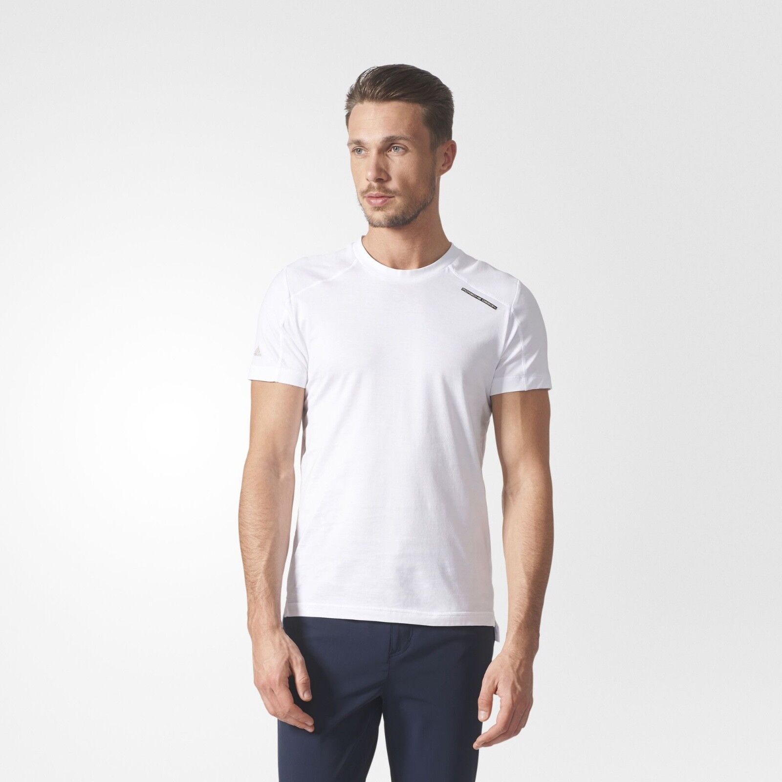 Adidas Porsche Design - CORE TEE WHITE - 2XL