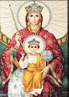 LUCA-S BR113 Icona il regno della Madre di Dio Kit ricamo punto croce