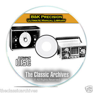 B-amp-K-Precision-Instruction-Manual-Library-411-Manuals-on-PDF-CD-C09