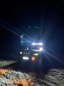 "CALIRAISED 42"" slim LED light bar"