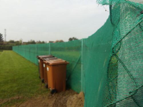 Yuzet Green Black heavy duty 70g Garden Netting Mesh Plant Pond anti bird net