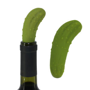 Now Designs Silicone Glass Drying Mat Cactus.Details About Silicone Cucumber Red Wine Bottle Stopper Resealable Plug Cork Kitchen New