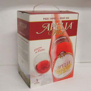 Greek-Wine-Cellars-Kourtaki-Apelia-20l-Rosewein-trocken-Bag-in-Box-mit-Zapfhahn