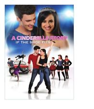 A Cinderella Story: If the Shoe Fits (DVD, 2016, 2-Disc Set)