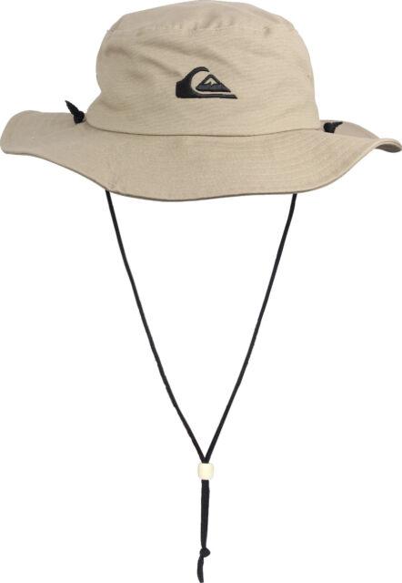 28fe2555527afa Quiksilver Bushmaster Safari Hat (smoke Gray) - Large/xl for sale ...