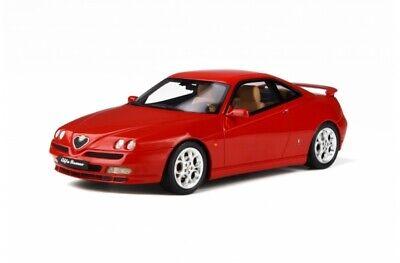 Alfa Romeo GTV v6 rojo maqueta de coche 1:18 Otto Mobile