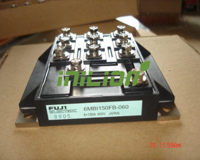 New or Surplus Transistor Modules 6MBI150FB-060