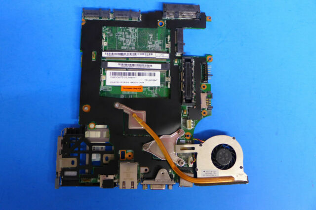 New For Lenovo X200S Laptop Motherboard 63Y1075 w// SL9300 48.48Q04.041