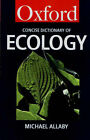 The Concise Oxford Dictionary of Ecology by Oxford University Press (Paperback, 1994)