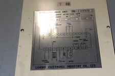 Sanmei Electronics Co. TR980G Transistor Drive
