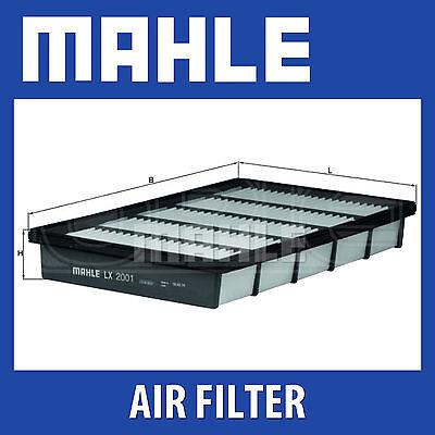 Mahle LX2001 Air Filter for Mazda RX-8 RX8 1.3 03-12 OE N3H113Z01G N3H113Z40
