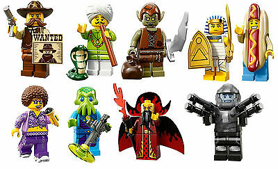 71008 Lego Minifigures Series 13 *neuf/new* Collector - Au Choix/ Choose One
