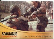 Spartacus 2012 Gods Of The Arena Base Card G1