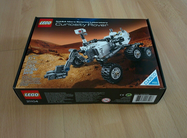 Lego Cuusoo 21104 Nasa Mars Science Labortory Curiosity Rover  005.