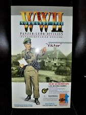 "Dragon WWII 1//6 scale 12/"" German Panzer Officer Fritz Weber Head Sculpt #7"