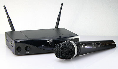 AKG D5 Vocal Hand-Held Microphone MINT