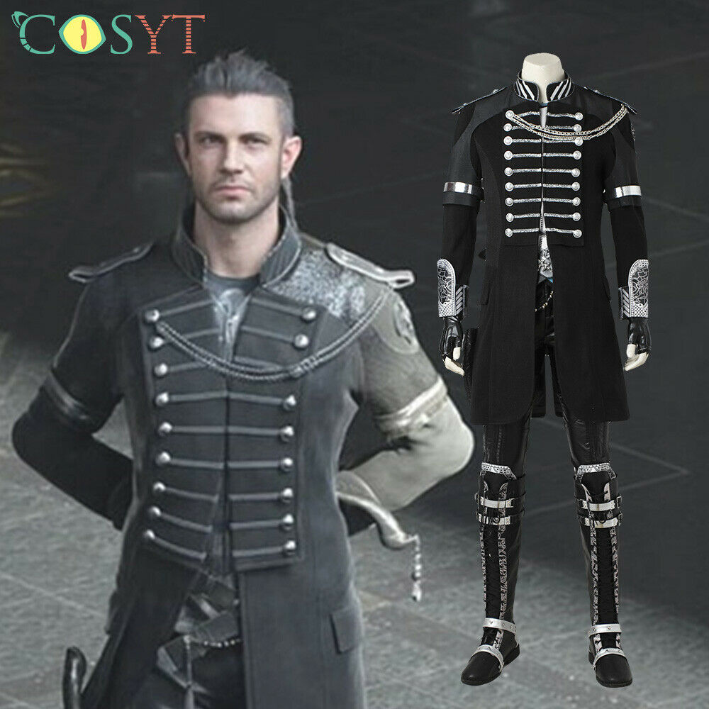 Kingsglaive Final Fantasy Xv Noctis Lucis Caelum Cosplay Costumes