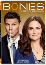 Bones: The Complete Season Nine (DVD, 2014, 6-Disc Set)