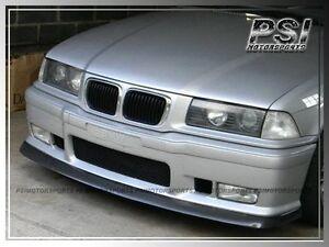 Details About Carbon Fiber Ac Style Front Bumper Lip For 1992 1998 Bmw E36 M3 Coupe Sedan