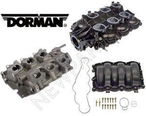 Details About For Ford Windstar 3 8l Set Of Upper Center Lower Intake Manifold Kit Dorman