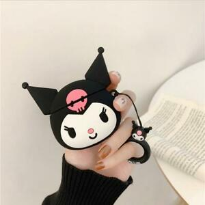 Cute-Kuromi-Soft-Shockproof-Case-Cover-Skin-for-Airpods-Case-Bag-Strap-Ring-Gift