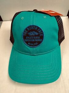 THE-NORTH-FACE-Patch-Mesh-Trucker-Style-Baseball-Hat-Adjustable-Ball-Cap-NEW-NWT