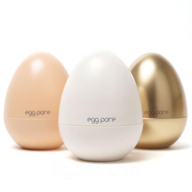Tonymoly Egg Pore 3 Items Set (Blackhead Steam Balm+ Cooling Pack+ Smooth Balm)
