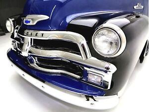 2x-phares-Chevrolet-3100-3600-3800-Advance-Design-Conversion-US-UE-Umrust