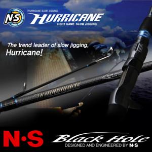 Ns Black Hole Slow Pitch Jigging Rod Hurricane Slow Jigging