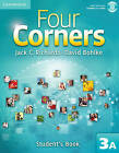 Four Corners Level 3 Student's Book A with Self-study CD-ROM and Online Workbook A Pack by Jack C. Richards, David Bohlke (Mixed media product, 2012)