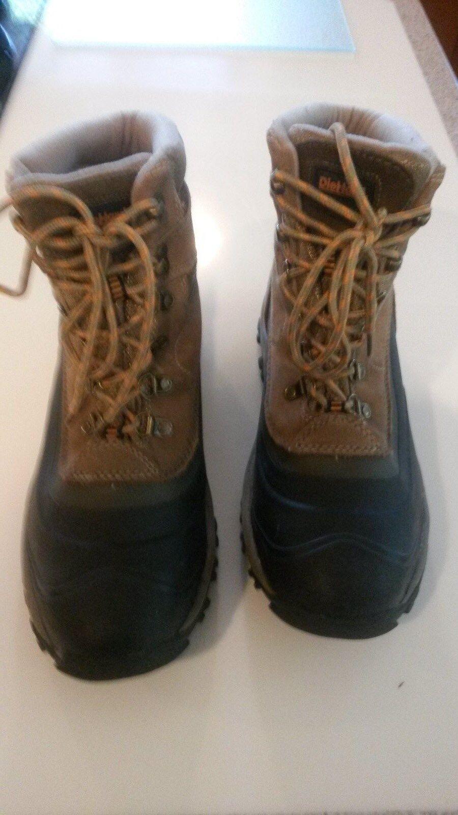 Die Hard Korbin 3 TAUPE  Waterproof High Top Hiking TRAIL Boots US 12 EUR 46 NEW