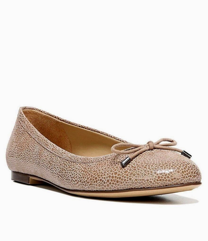 Naturalizer Grace Bow Detail Flats Größe 9W