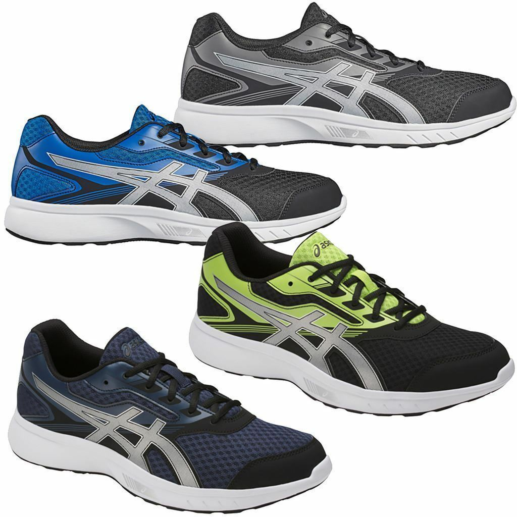 Asics Homme Stormer Neutral Running -Gym Chaussures   3 great colors