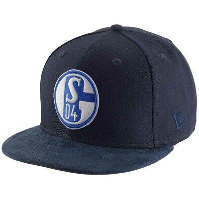 Cap 9Forty Snap black FC Schalke 04 Mütze Kappe Baseballcap 12294 S04 Fanartikel
