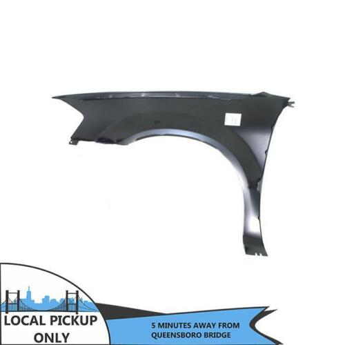 NEW FRONT RIGHT FENDER FIT DODGE AVENGER 2008 2010 CH1241259