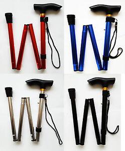New-Genuine-Foldable-Lightweight-Folding-Walking-Stick-Mobility-Aluminium-Alloy