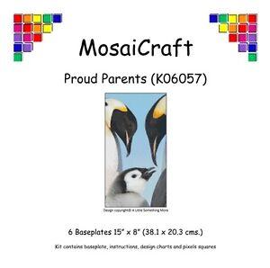 MosaiCraft-Pixel-Craft-Art-Mosaic-Kit-039-Proud-Parents-039-Pixelhobby