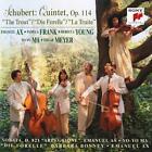 Trout Quintet; Arpeggione Sonata; Die Forelle von Yo Yo Ma (2015)