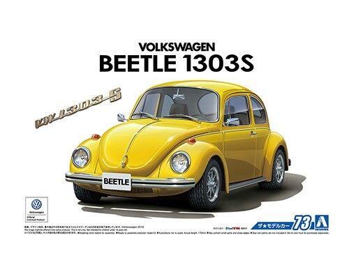 Aoshima 1  24 Volkswagen 13AD Skalbagge 1303S'73