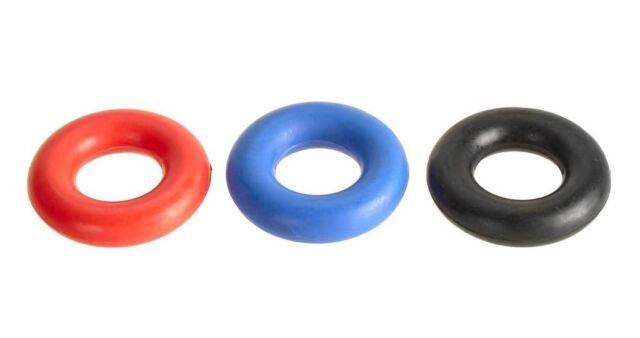 RioFit  Grip Ring, Grifftrainer, 3 Stärken,  Handtrainer, Unterarmtrainer,