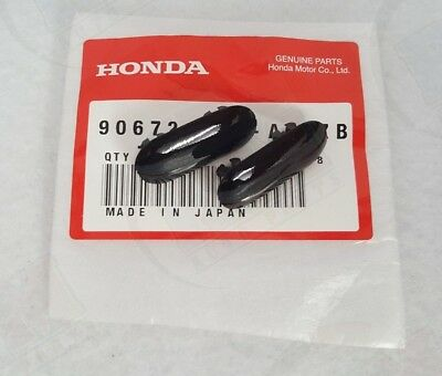 90672-S2A-A00ZR License Plate Cap Genuine Honda