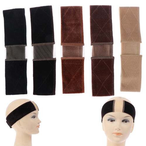 Flexible Adjustable Wig Grip Scarf Head Hair Band Wig Gery Head Band Access MSP