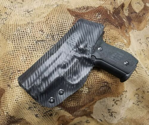 GUNNER/'s CUSTOM HOLSTERS fits SIG M11A1 IWB Concealment Kydex Holster TUCKABLE