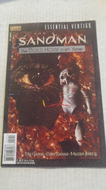 Essential Vertigo The Sandman #12 July 1997 Vertigo DC Comics Gaiman Jones