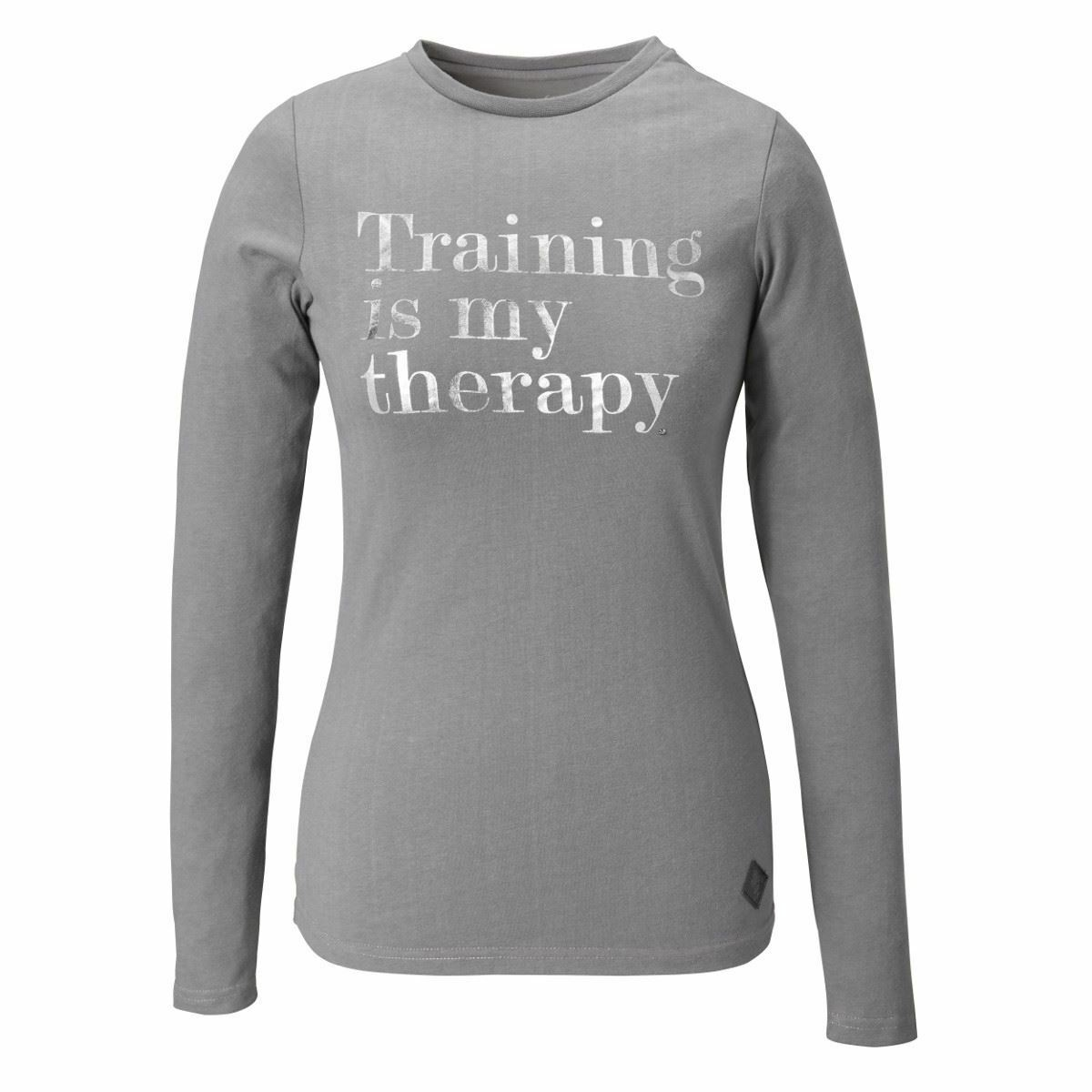 Caldene My Therapy Training Printed Comfortable Long Sleeved T-Shirt