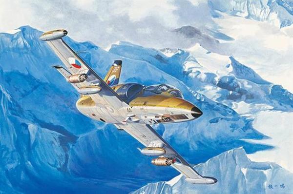 Trumpeter 05805 1 48 L-39ZA Albatross