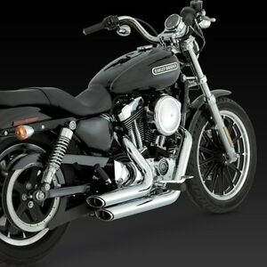 2004-2013-HARLEY-SPORTSTER-XL-883-1200-Short-Shots-Exhaust-VANCE-AND-HINES-17219