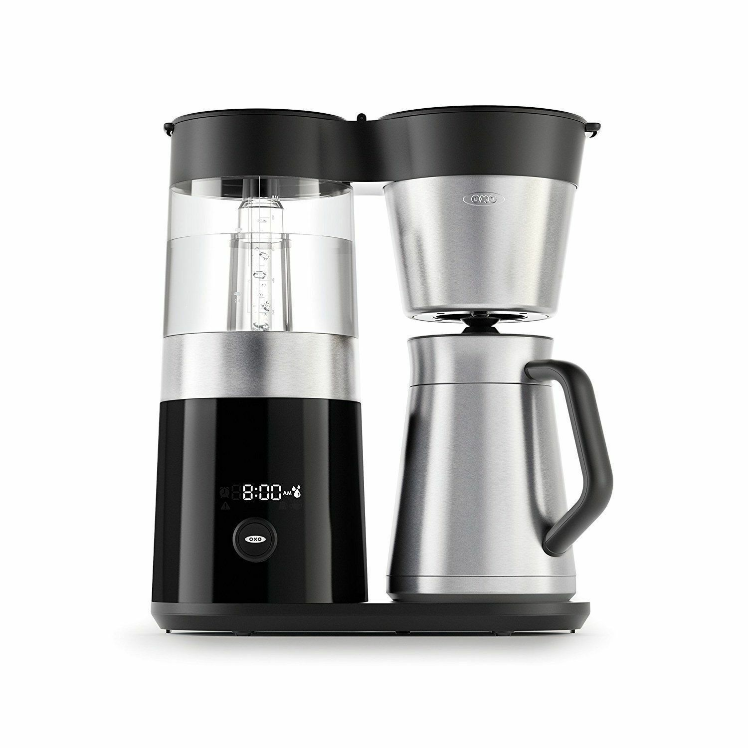 NEW OXO On Barista Brain 9-Cup Coffee Maker - 8710100 & FREE